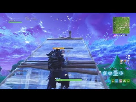 THIS IS WHY PEOPLE THINK I USE KEYBOARD AND MOUSE! | Some Of My Recent Clips | Fortnite BR (PS4)