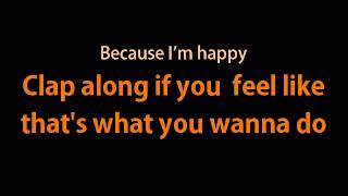 Happy by Pharrell Williams (lyric video) Mp3
