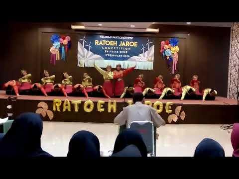 Lomba Tari Saman SMA Negeri 6 Tangsel
