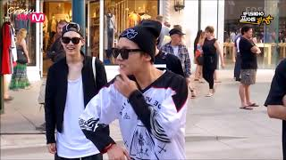 K-POP IDOLS DANCING IN PUBLIC PART.1 - Stafaband