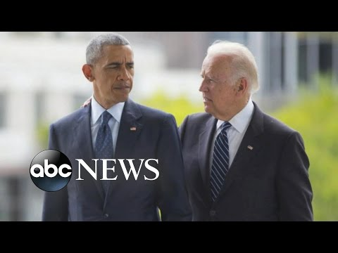 Joe Biden: 'I Don't Plan on Saying Goodbye'