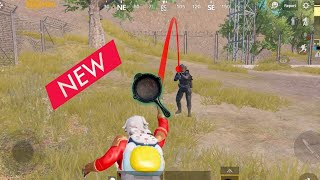 Gambar cover THROWING PANS AT ENEMIES *NEW FEATURE* | PUBG MOBILE