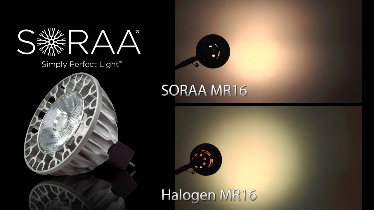 SORAA LED MR16 Full Spectrum Light Bulb Overview U0026 Comparison By Total  Lighting Supply Good Ideas