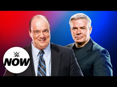 Eric Bischoff & Paul Heyman take new executive roles: WWE Now