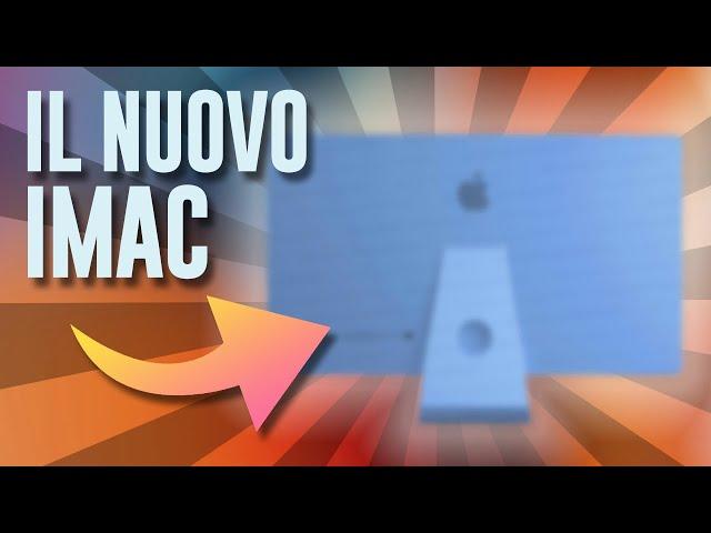 I NUOVI iMac 2021 sono INCREDIBILI! (PRIMI RENDERING)