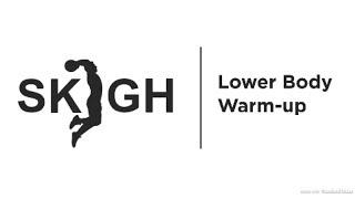 Lower Body Warmup [SKIGH Training EP. 2]