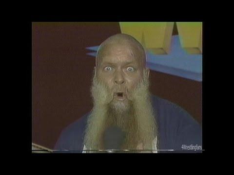 NWA World Wide Wrestling 8/2/86 Jimmy Valiants New Haircut !