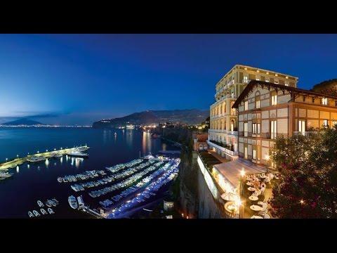 Grand Hotel Excelsior Vittoria 5* Sorrento, Italy