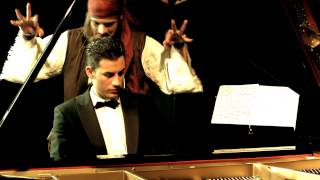Antonio Macan's -  Pirates of the Caribbean - Virtuosic Piano Solo