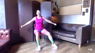 Long Term Conditions - Chair Based Aerobic Exercises