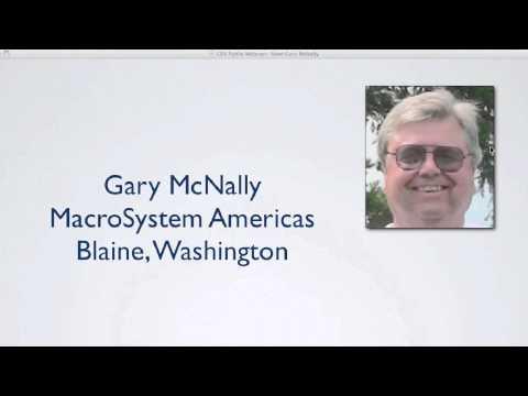 Casablanca Expert: Meet Gary McNally, MacroSystem Americas
