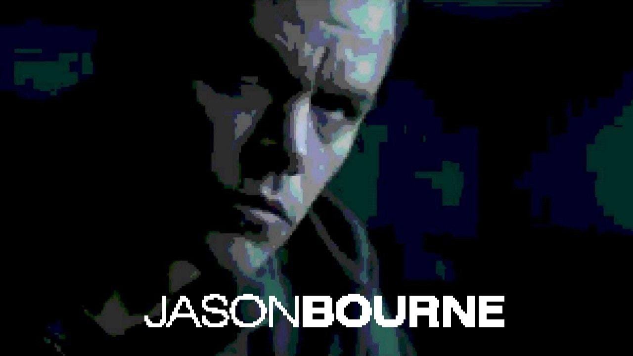 Джейсон Борн | 8 битные трейлеры