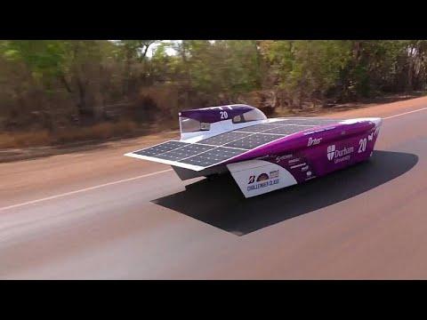 شاهد: انطلاق منافسات السيارات الشمسية  - نشر قبل 3 ساعة