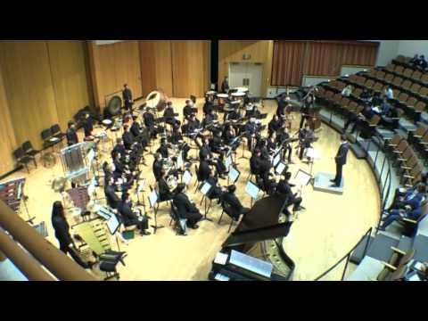Cal Poly Pomona Wind Ensemble Sutherland Wind Festival 2017