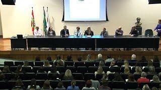 Seminário promove capacitação das Apaes sobre atendimento pelo SUS