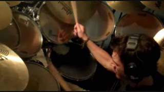 iron maiden drum cover-prowler