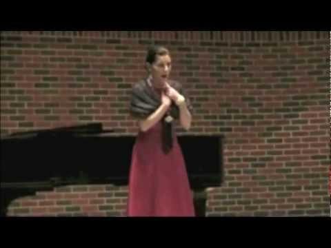 Camille Skye: A Word on My Ear by Flanders & Swann