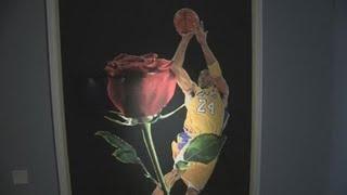 Arte y baloncesto se dan cita en una exposición en Miami