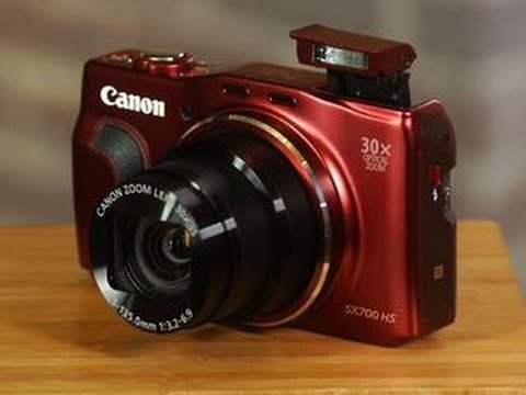 Canon's PowerShot SX700 HS (almost) the complete package