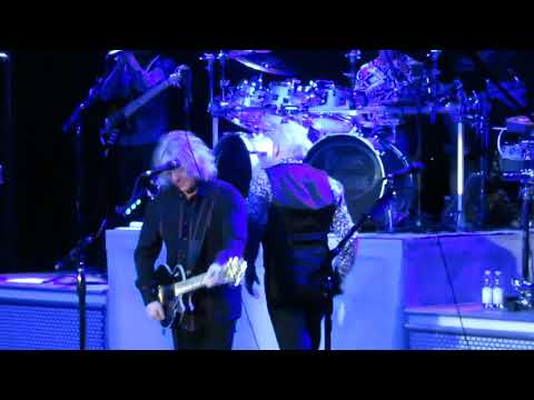 Dennis DeYoung band introduction and
