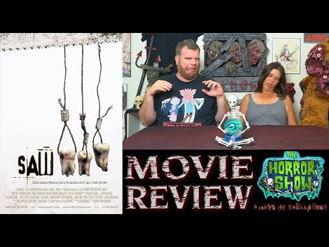 """Saw 3"" 2006 Horror Movie Review – 8 Days of SAWlloween – The Horror Show"