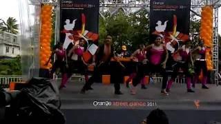 KRUMANIA DANCE ACADEMY - DUM DUM MAST HAI & CHAR BAJ GAYE