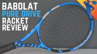 Babolat Pure Drive 2018 Tennis Racket Review!