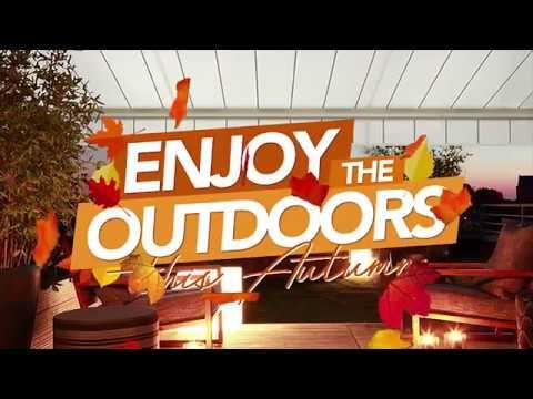 Sydney Blinds & Screens TVC Autumn 2018 - Enjoy The Outdoors This Autumn