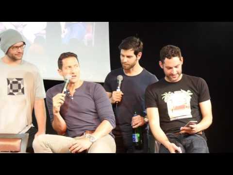 JIBLand II 2017 - Rob, Jason, Reeve & Tom - PLUS