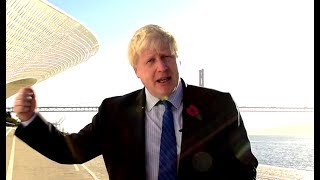 Hilarious Boris Johnson Fail Tape Goes Viral