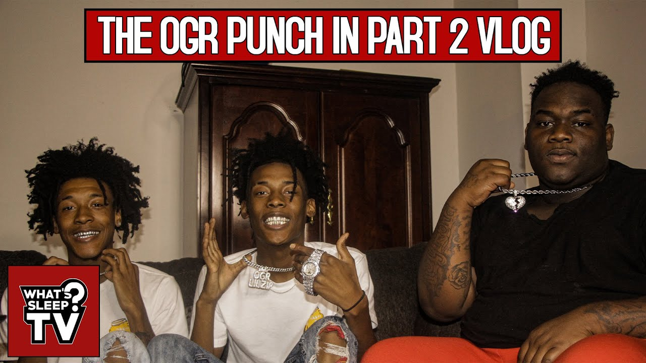 "OGR: The Next Rap Trio Out Of The South? LilZip & AK Preview ""Punch In Part 2"""