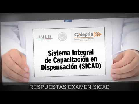 Respuestas Examen Sicad By Carlos Garibay