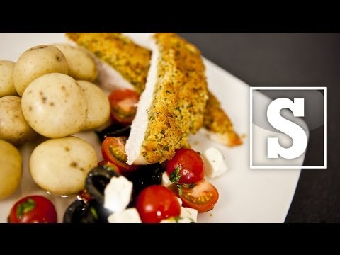 Chicken Kiev Recipe Sorted Youtube