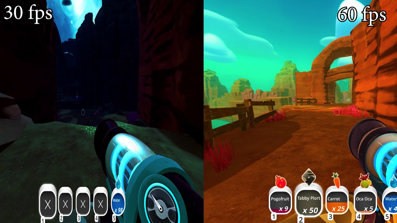 30 fps vs 60fps Can You See The Difference?