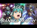 [GVS] NANI?! Titus in Ranked?! | Gundam AGE-1 Gameplay の動画、YouTube動画。
