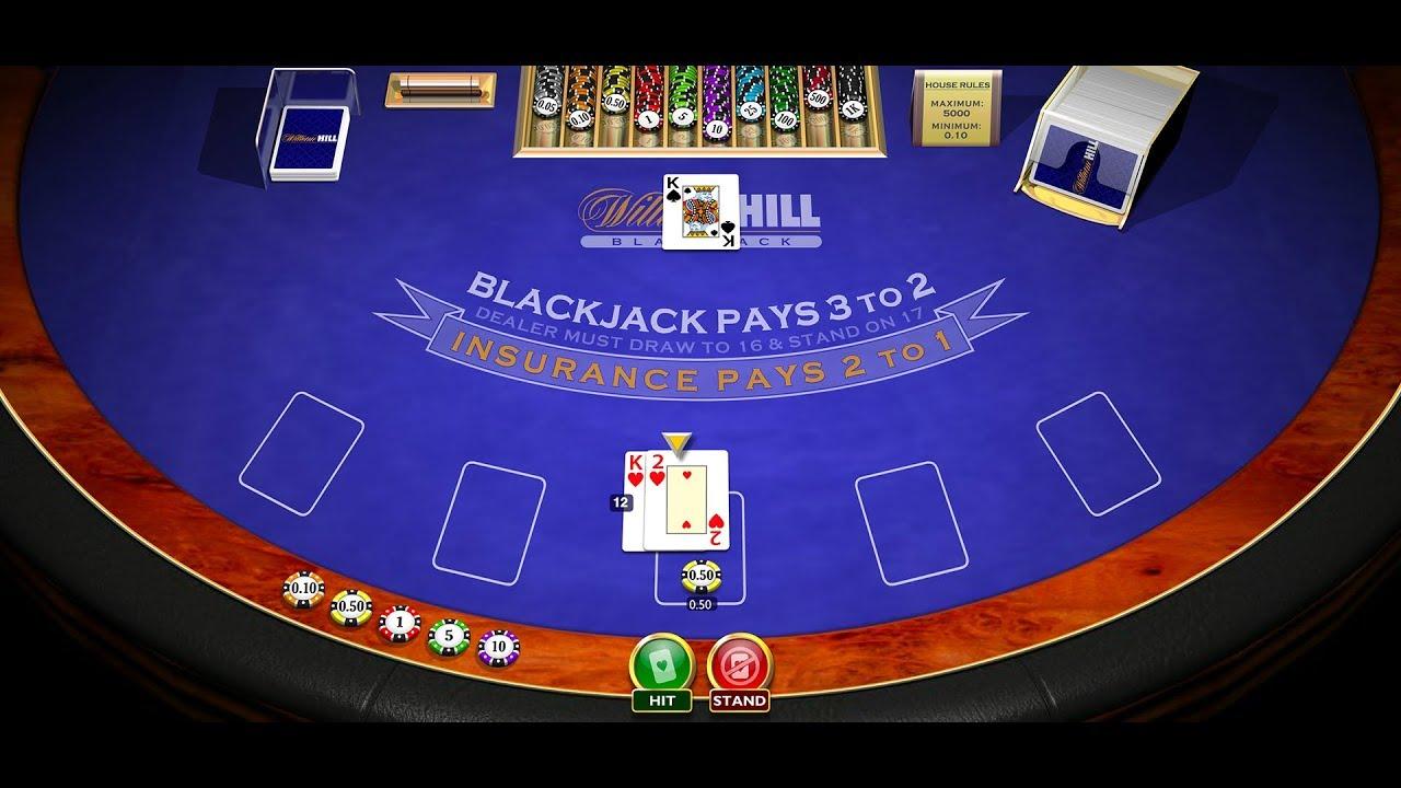 Blackjack Online Lernen
