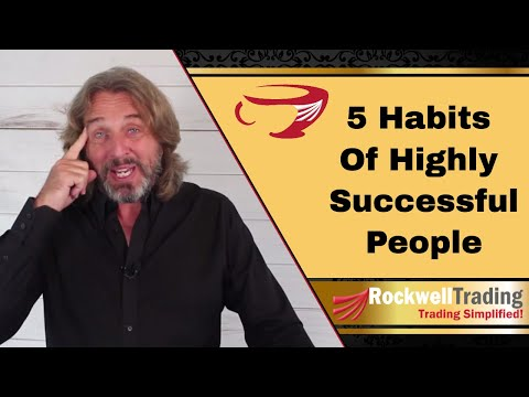 5 Habits Of Highly Successful People – Only 1% Are Doing THIS