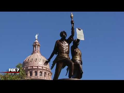 First African-American monument unveiled at State Capitol | 11/2016