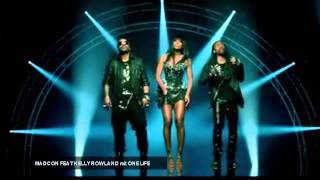 Madcon Feat Kelly Rowland ONE LIFE KTVMUSIKtipp