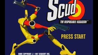 Scud: The Disposable Assassin [Sega Saturn] [2 of 2]
