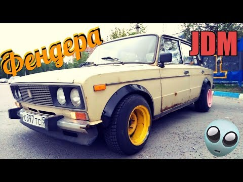 ВАЗ 2106 турбо - YouTube