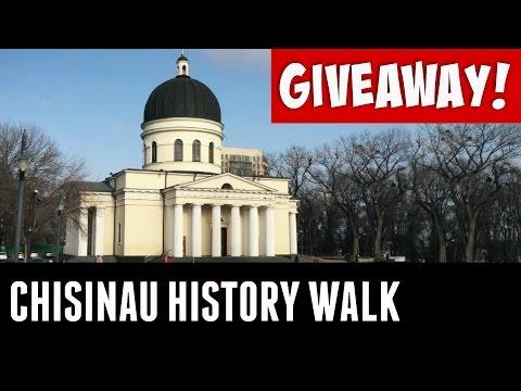 Chisinau Moldova Travel Guide | Chisinau Walking Tour