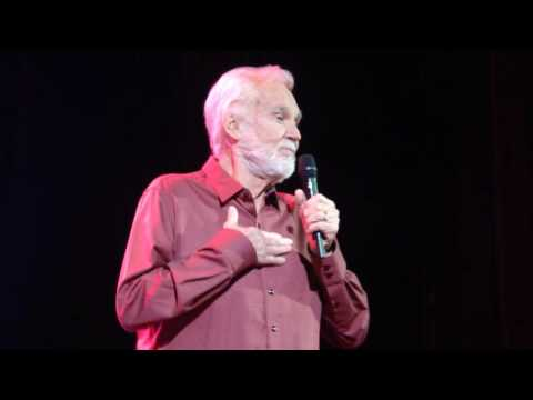 1 Ruby, Don't Take Your Love To Town KENNY ROGERS Live Dec. 12-14-2016 Greensburg PA Palace Theatre