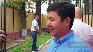 Темир Сариев не знает, зачем его вызвали на допрос в ГКНБ