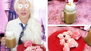 Peppermint Toads & Butterbeer Recipe by Luna Lovegood