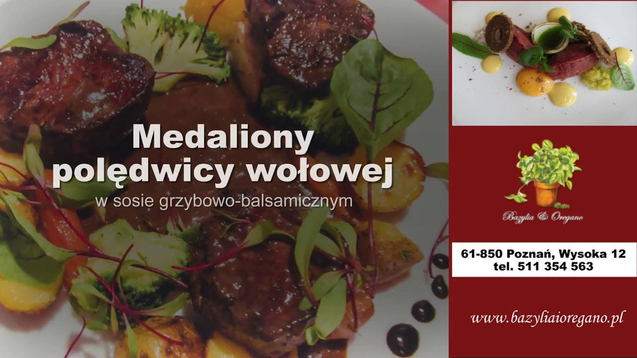 Restauracja Włoska Organizacja Imprez Okolicznościowych Poznań Bazylia Oregano
