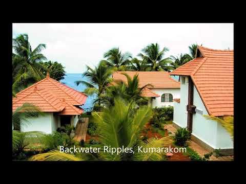 Backwater Ripples Kumarakom Resort Video