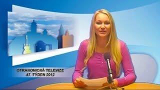 Strakonická TV: Zpravodajství 47/2012