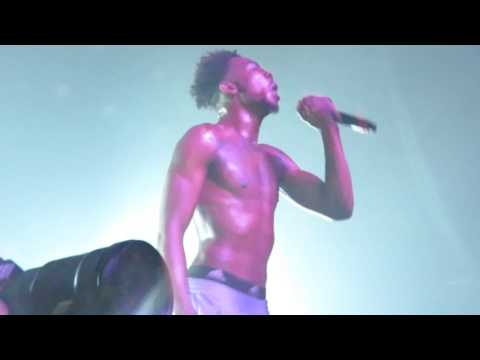 Desiigner Performs Live @ The Fonda Theater Hollywood, California 4/10/17