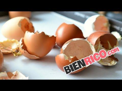 ¿Tiras Las Cáscaras De Huevo A La Basura? Después De Ver Sus Beneficios No Lo Harás Nunca Más